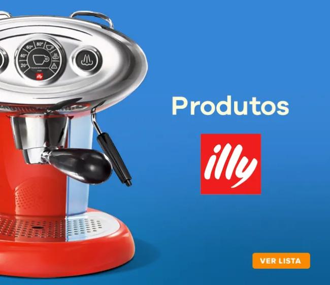 Banner - Produtos Illy