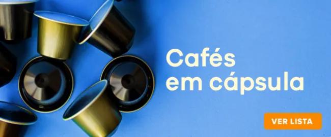 Banner - Cafés em cápsula