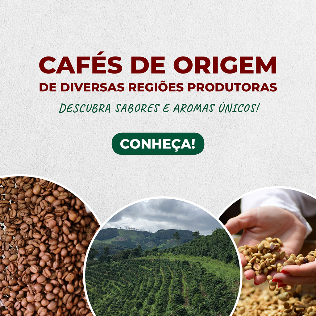 Cafes de Origem