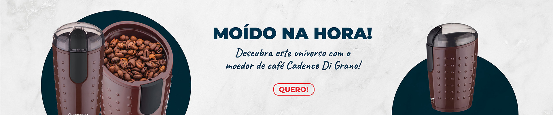 Moedor Cadence